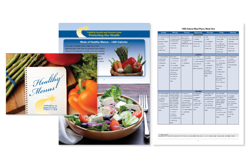 Healthy Menus for Weight Loss