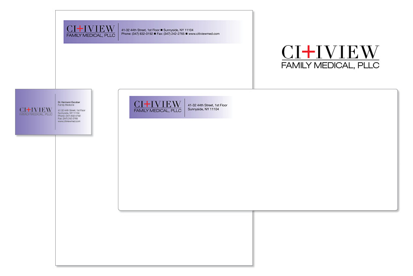 Citiview Family Medical, PLLC - Identity Set