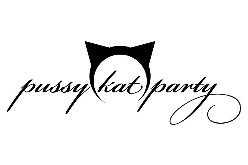 Pussy Kat Party Logo