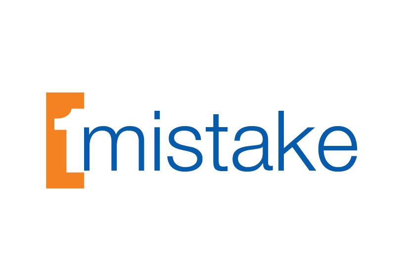 1Mistake.com Logo