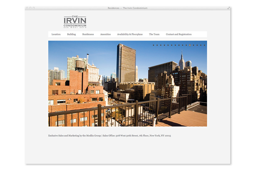 The Irvin Condominium
